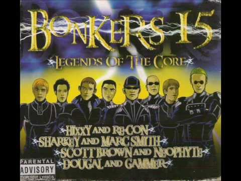 Bonkers 15 - Legends Of The Core (Hixxy & Re-Con) Cd1