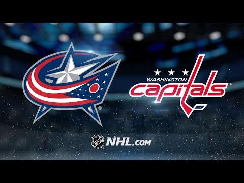 Kuznetsov, Eller lead Capitals past Blue Jackets, 4-2
