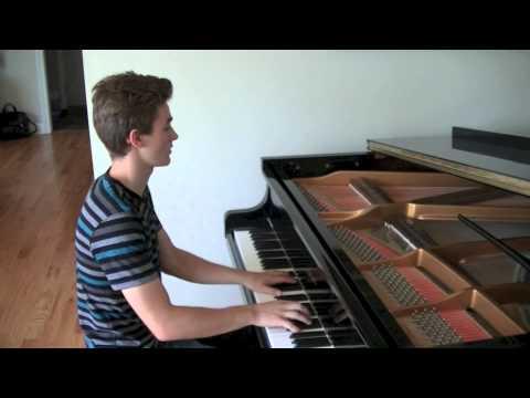 Magic!: Rude (Elliott Spenner Piano Cover)