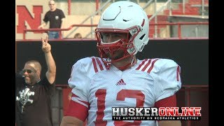 HOL HD: Tanner Lee Fall Camp Day 10