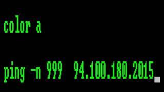 Что такое DOS и DDOS атаки?(я начинаю свой кантент., 2016-09-28T18:43:05.000Z)