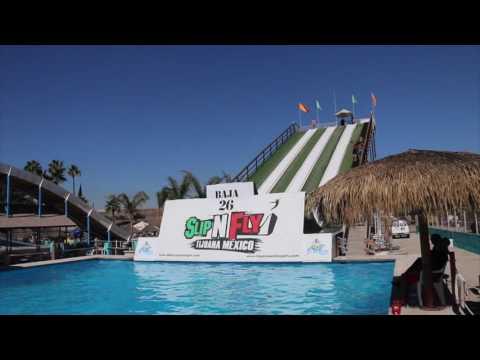 Slip N' Slide - Tijuana, Mexico