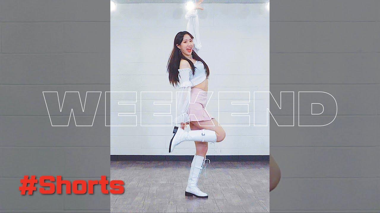 TAEYEON 태연 'Weekend' | 커버댄스 DANCE COVER | 민주 MINJOO #Shorts