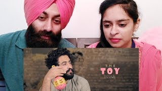 Reacting to The Toy By Our Vines | Shatter the silence | PunjabiReel TV