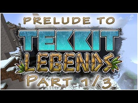 Prelude to Tekkit Legends | Part 1/3