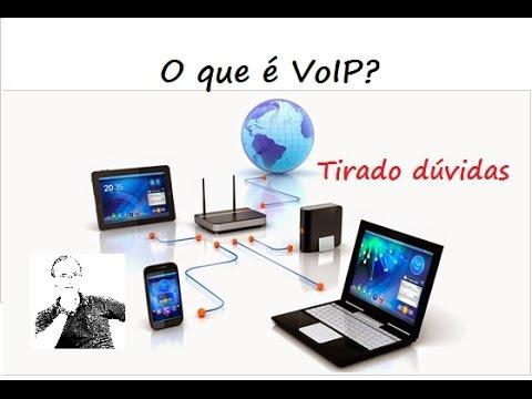 O que e Voip e como funciona um sistema Voip tirando dúvidas