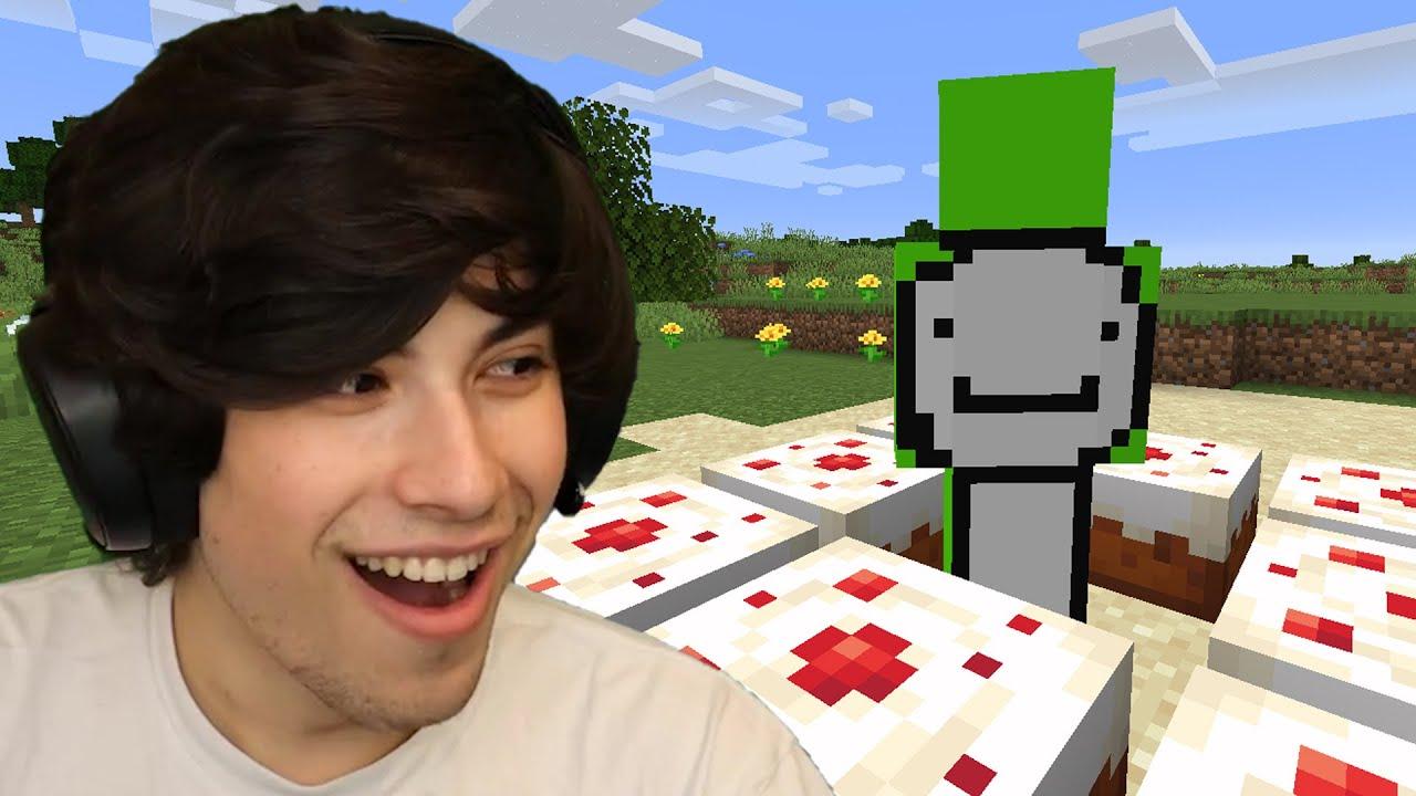 Minecraft, But It's Dream's Birthday...