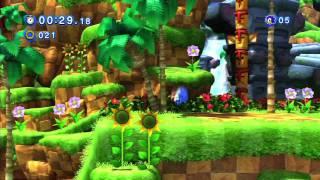 Pixel Bitching - Sonic Generations Demo