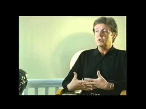 Paul habla de Brian Epstein y John lennon