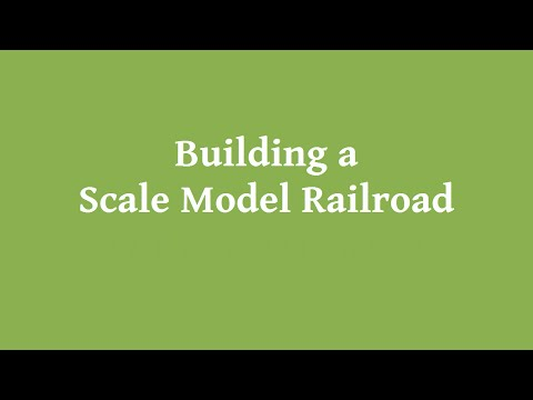 Building a Scale Model Railroad – Mistakes