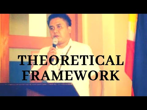 Thesis Writing - Theoretical Framework
