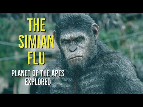 The Simian Flu (The Planet of the Apes Explored)
