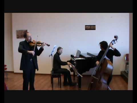 Download Alea trio - Oblivion Seascape Cinema paradiso - Piazzolla Evans Morricone