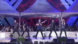[HD] 2PM - Hands Up + I'll Be Back  [KBS Open Concert 110918]