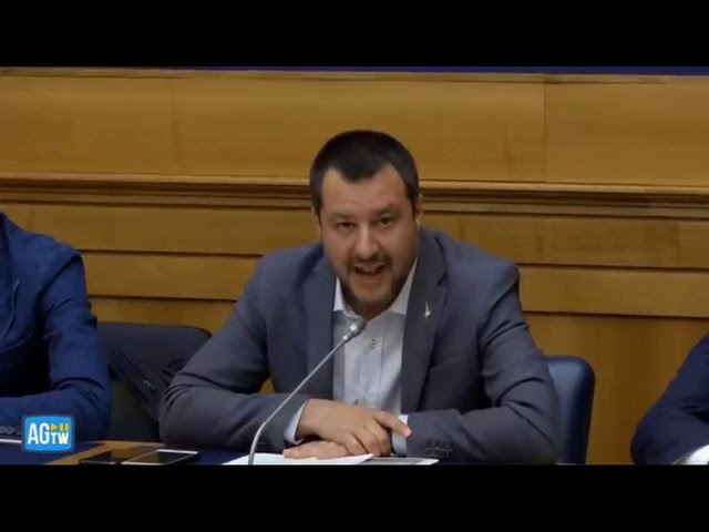 Salvini annuncia: