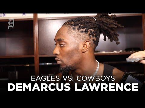 DeMarcus Lawrence speaks