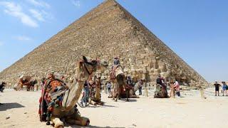 Ägypten: Kunst am Fuße der Pyramiden