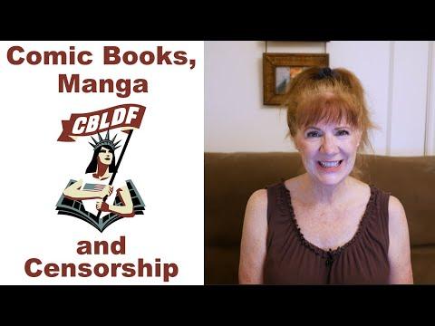 Comic Books, Manga & Censorship | 2019 Banned Books Week #4