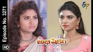Abhishekam | 10th July 2019 | Full Episode No 3271 | ETV Telugu