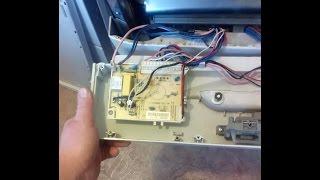 Ремонт посудомоечной машины Indesit IDL 40(При включении посудомоечной машины Indesit IDL 40, начинал работать основной двигатель, который нагнетает воду,..., 2016-11-11T14:56:17.000Z)