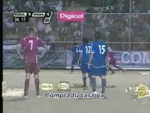 El Salvador 3 Vrs Panama 1 Eliminatorias Mundialistas Africa 2010full Game