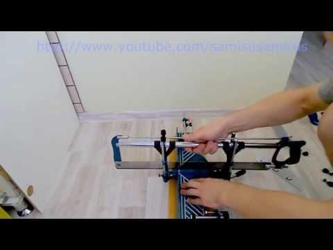 видео: Стусло поворотное с ножовкой, доработка стусла