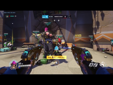 (PS4)  Overwatch | Stream Sniped (Season 13 Competitive Live Stream) thumbnail
