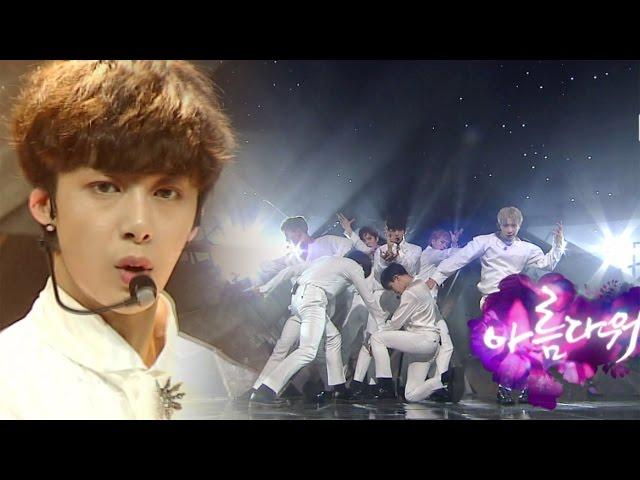 《Comeback Special》 MONSTA X (몬스타엑스) - Beautiful (아름다워) @인기가요 Inkigayo 20170326