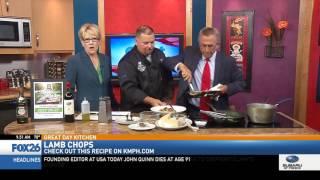 Gambar cover Great Day - KMPH FOX26 - Chef Vinnie Deangelo - Part 4