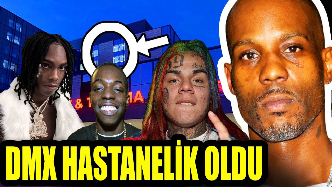 DMX Hastanelik Oldu! | Bobby Shmurda | YNW Melly | Nicki Minaj | 6ix9ine | Global Hip Hop Gündemi