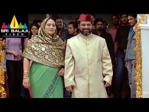 Hyderabad Nawabs Movie Pappu and Munna Marriage Comedy Sence | Sri Balaji Video