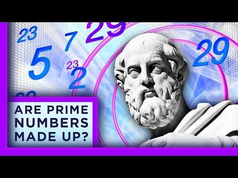 ¿Existen los números? ¿Han sido inventados por nosotros? ¿Son las matemáticas «reales»?