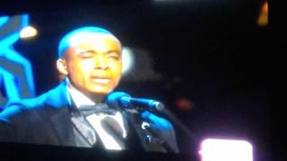 Jonathan McReynolds and India.Arie @ COG (part 1)