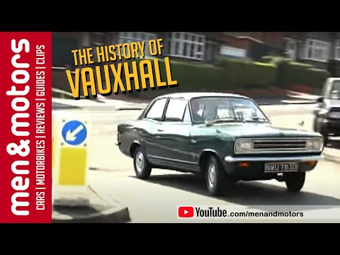 Vauxhall's history