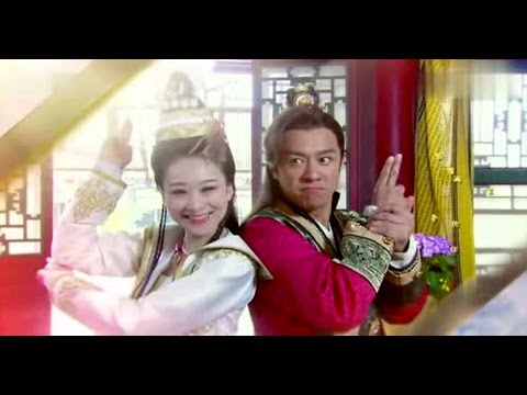 刘海戏金蟾 { The Story of Liu Hai and Jinchan } [ อภินิหารเทพหลิวไห่ ]