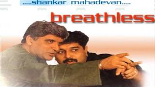 Shankar Mahadevan - Breathless (Original + Reprise) Karaoke with backup vocals