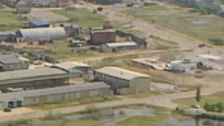 Десятка , поселок Красноармейский, город Астрахань вид с вертолёта