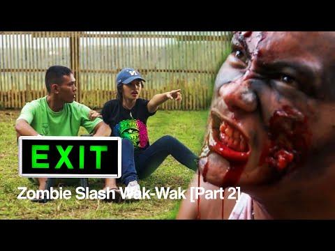 Short Film: Zombie Slash Wak-wak 2