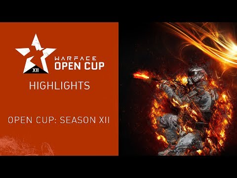 Warface: Highlights Open Cup: Season XII