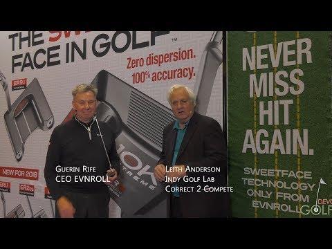 Golf Club Fitting - Evenroll Putters