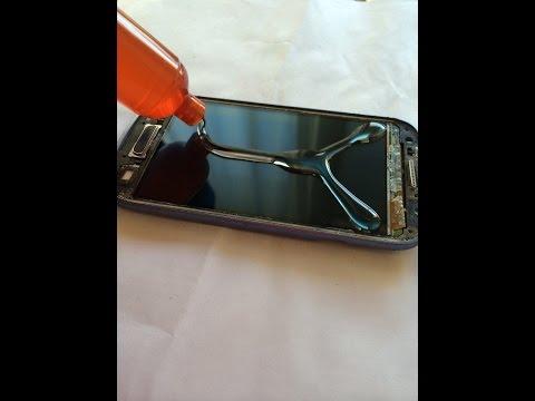 Samsung Galaxy S3 Cambiar Reparar Vidrio Pantalla Crystal - GUIA Gorila Glass Con Gel Oca