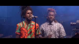 ULiZA KiATU - H_ART ft. CHRONiXX _& BENSOUL ( LiVE MASH-UP )