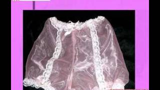 Auntie Annie's Sissy Adult Baby Clothing