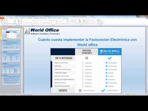 Facturación Electrónica en Colombia II - World Office