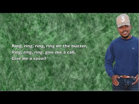 Chance The Rapper - Gimme A Call (ft. Taylor Bennett & SoX) - Lyrics