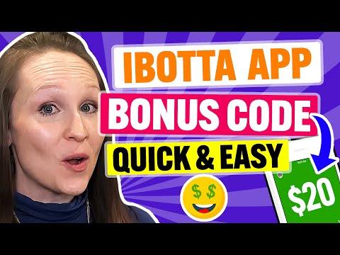 Ibotta Referral Code 2021:  Quick & Easy $20 Welcome Bonus (100% Works)