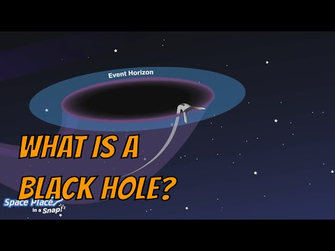NASA: Space Science & Astronomy For Kids: What is a Black Hole?