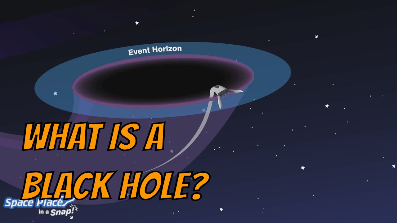 NASA Space Science Astronomy For Kids What Is A Black Hole