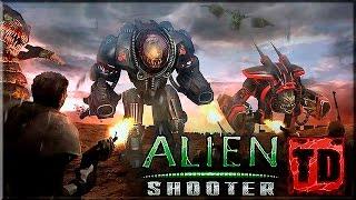 Alien Shooter TD. Подробный обзор после прохождения.
