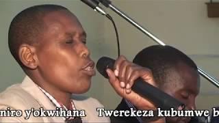 AMATERANIRO YO KWIHANA TWEREKEZA K'UBUMWE BUSESUYE 1